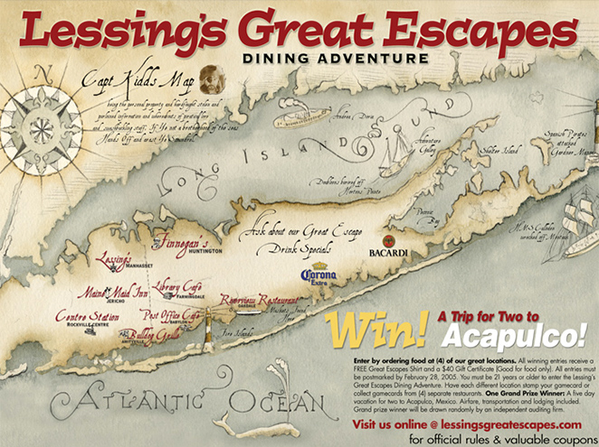 Lessings Great Escapes